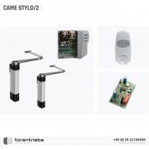 Set Drehtorantrieb CAME STYLO/2