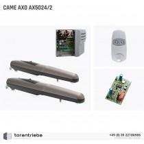 Set Drehtorantrieb CAME AXO AX5024/2
