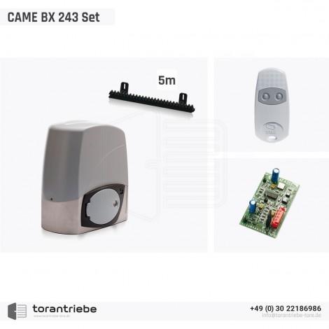 Set Schiebetorantrieb CAME BX 243