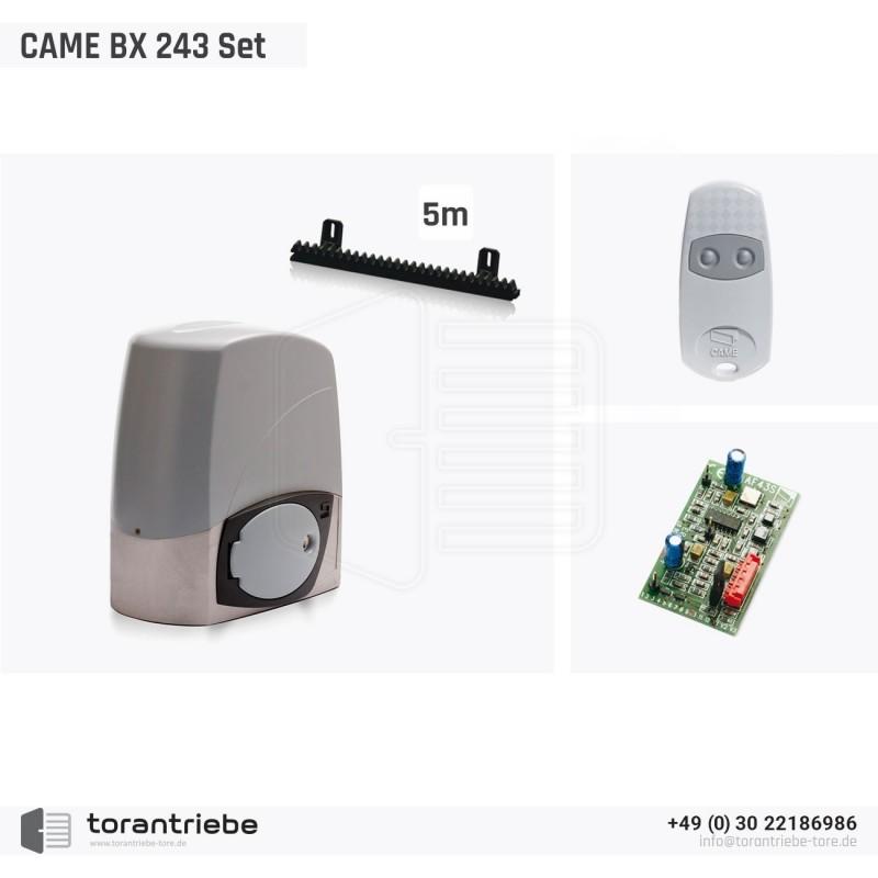 set schiebetorantrieb came bx 243. Black Bedroom Furniture Sets. Home Design Ideas
