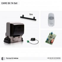 Set Schiebetorantrieb CAME BX 74
