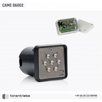 Codetastatur CAME S6002