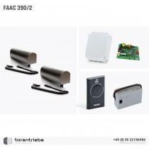 Set Drehtorantrieb FAAC 390/2