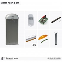 Set Schranke CAME GARD 4