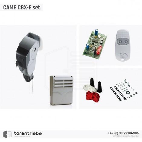 Set Garagentorantrieb CAME CBX-E