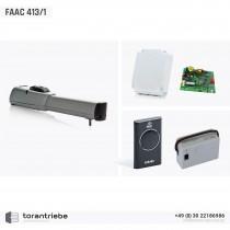 Set Drehtorantrieb FAAC 413/1