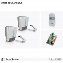 Set Drehtorantrieb CAME FAST 40230/2