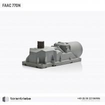 Unterflurantrieb FAAC 770N