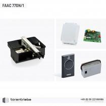 Set Unterflurantrieb FAAC 770/1
