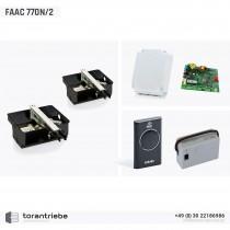Set Unterflurantrieb FAAC 770/2