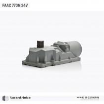 Unterflurantrieb FAAC 770N 24V