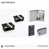 Set Unterflurantrieb FAAC 770 24V/2