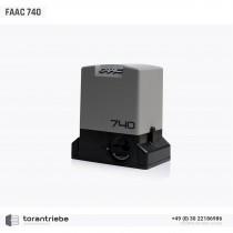 Schiebetorantrieb FAAC 740