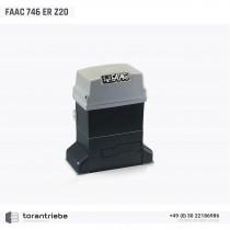 Schiebetorantrieb FAAC 746 ER Z20