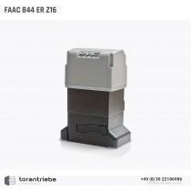 Schiebetorantrieb FAAC 844 ER Z16