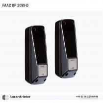 Lichtschranke FAAC XP 20WD