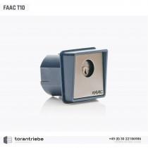 Schlüsseltaster FAAC T10