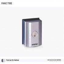Schlüsseltaster FAAC T10E