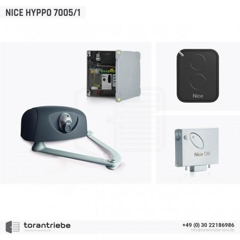 Set Drehtorantrieb NICE HYPPO 7024/1