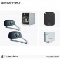 Set Drehtorantrieb NICE HYPPO 7024/2