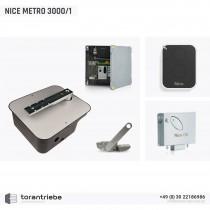 Set Unterflurantrieb NICE METRO 3000/1