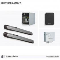 Set Drehtorantrieb NICE TOONA 4006/2