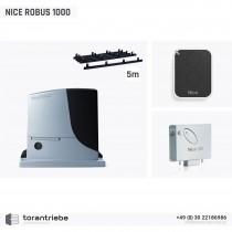 Set Schiebetorantrieb NICE ROBUS 1000